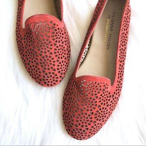New SOLE SOCIETY Julianne H Laurelle Coral Loafers